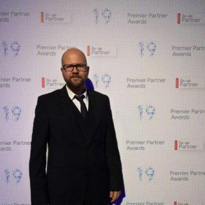 Google Premier Partner Awards 2019 in Dublin
