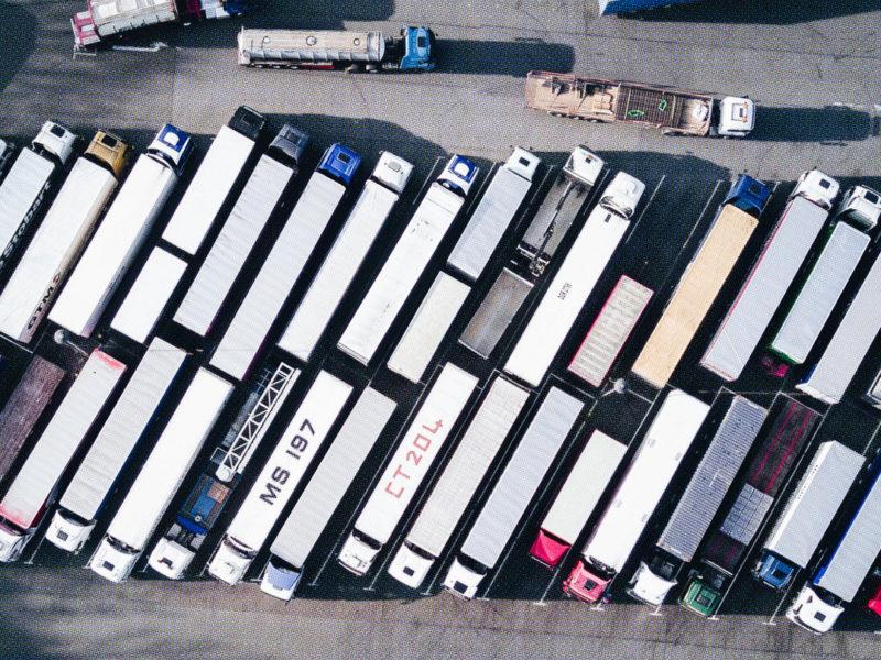 Logistikunternehmen hinken in Sachen Sichtbarkeit hinterher