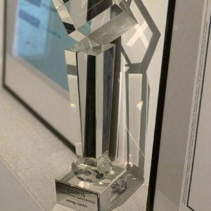 eology wird mit gleich drei Preisen ausgezeichnet