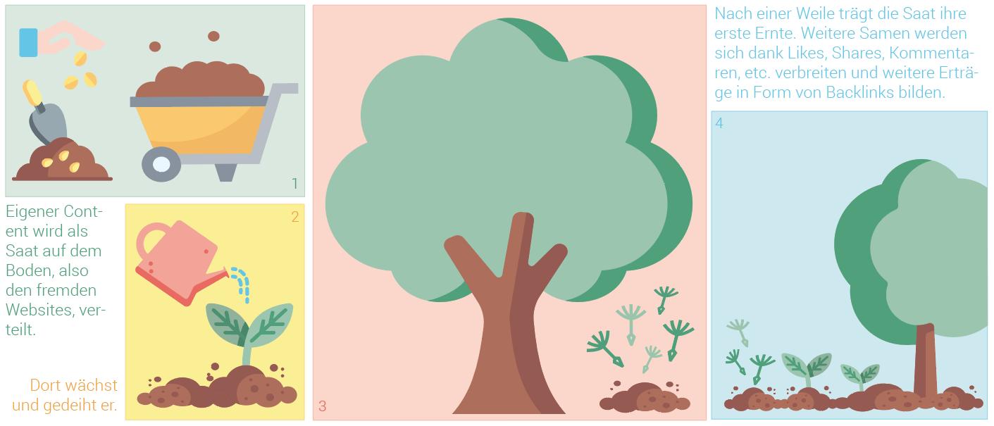 Der Seeding-Prozess: Von der Aussaat zur Ernte