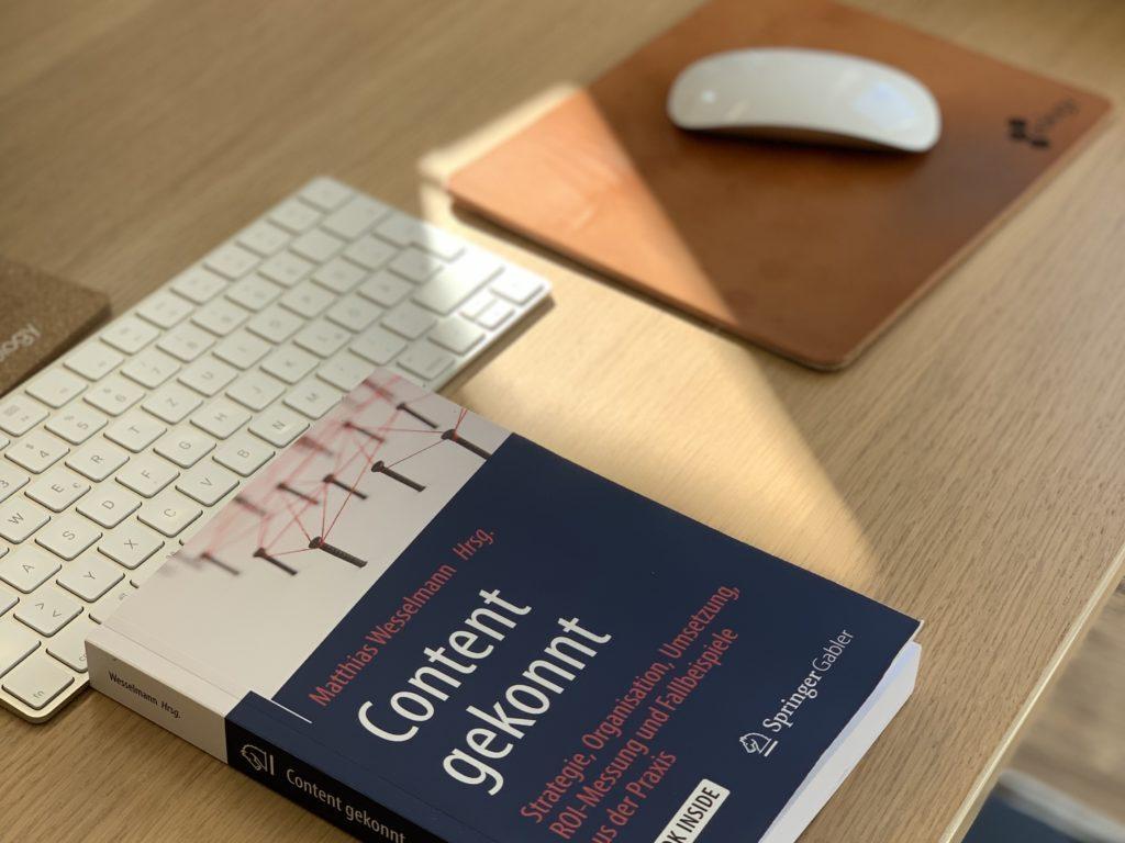 Content gekonnt - Entstanden in Zusammenarbeit mit Lena Kapp, Patricia Unfried und Mario Strack