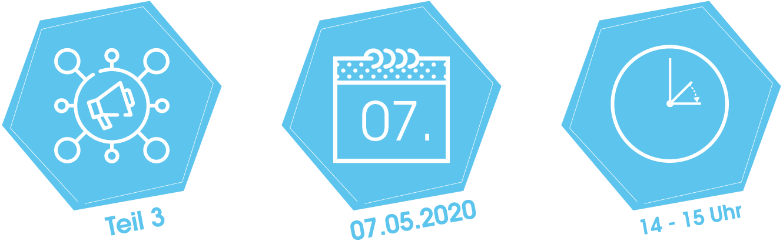 Webinar Teil 3 zum Thema Content Marketing am 07.05.2020