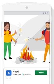 Auslieferung von App-Kampagnen im Google Display-Netzwerk, © Google.jpg