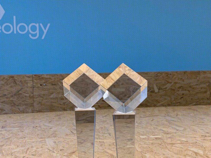 eology freut sich über gleich vier Auszeichnungen