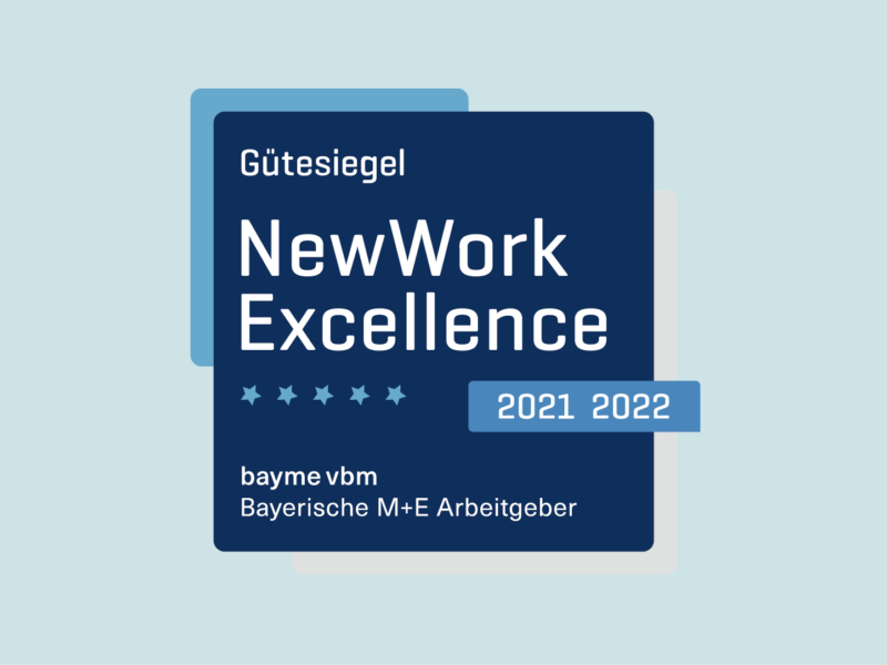 eology mit NewWork Excellence Gütesiegel ausgezeichnet!