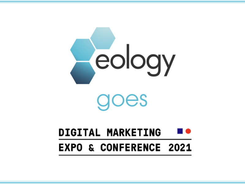 eology goes DMEXCO @home!